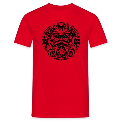 Green Man - Männer T-Shirt