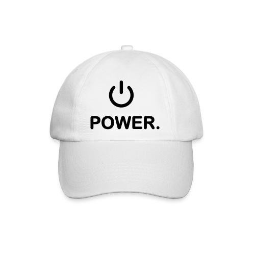 Power - Baseballkappe