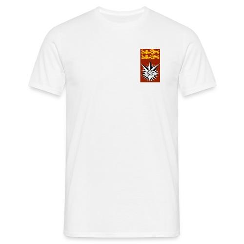 T-Shirt La Clarté avec uniquement Logo poitrine  - T-shirt Homme