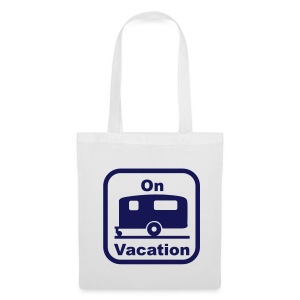 On Vacation - Tote Bag
