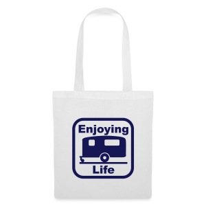 Enjoying life - Tote Bag