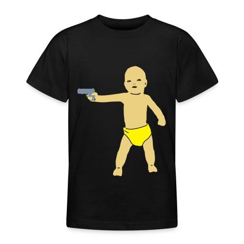 T-Shirt Kinder - Teenager T-Shirt