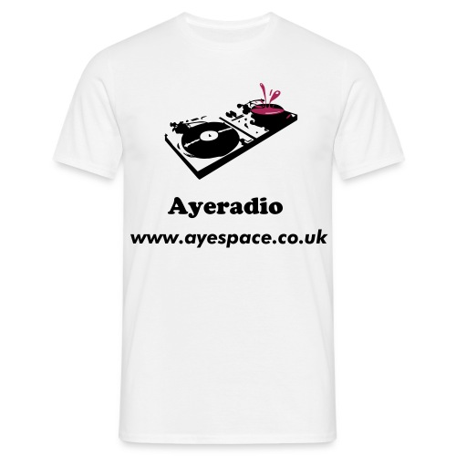 Ayeradio - Men's T-Shirt