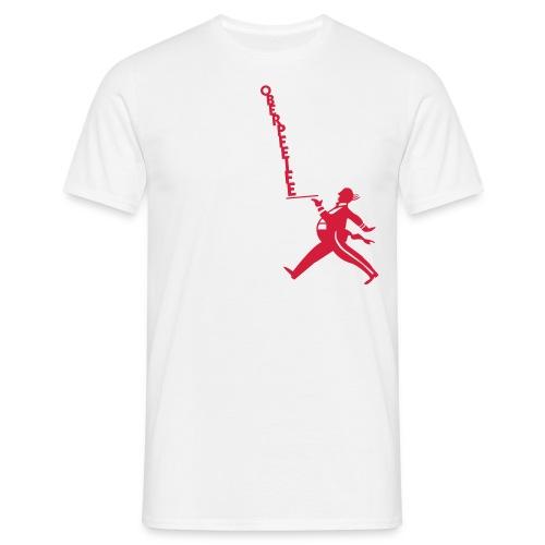 Oberpfeife - Männer T-Shirt