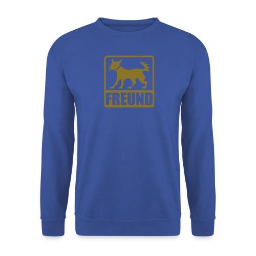 Pullover Hundefreund - Männer Pullover