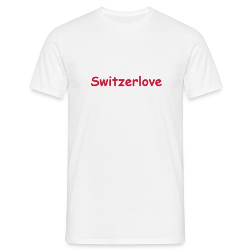 Switzerlove - T-shirt Homme
