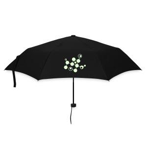 Regenschirm Kreise - Regenschirm (klein)