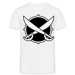 Piratenshirt - Mannen T-shirt