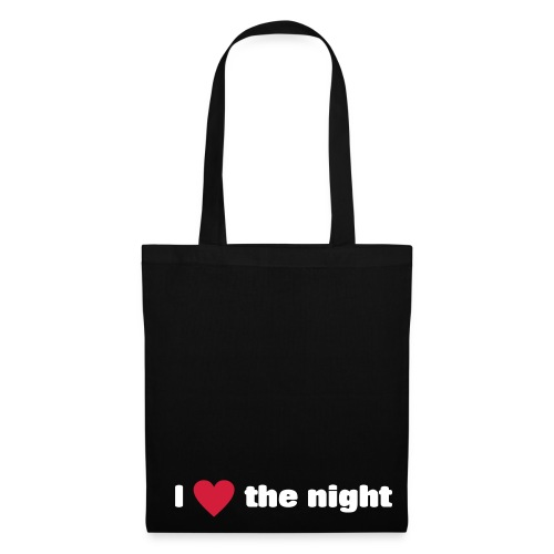 J'AIME LA NUIT - Tote Bag