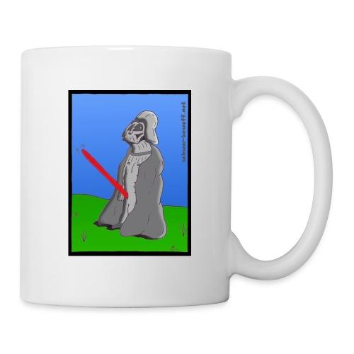 Darth Vader Cartoon Tasse - Tasse