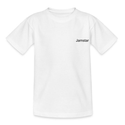 Jamstar Kids - Teenage T-Shirt