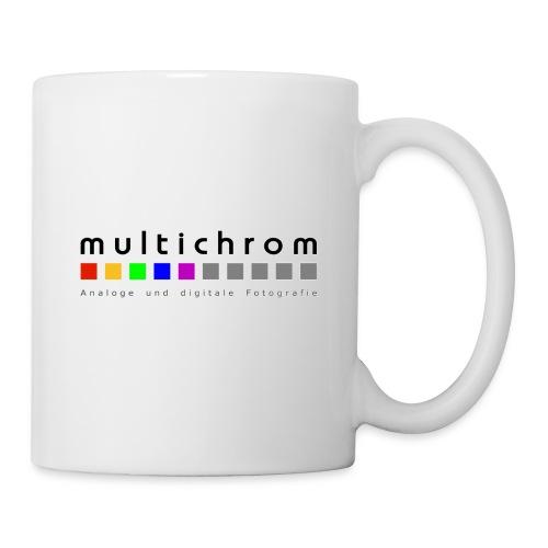 multichrom-Tasse seitlich - Tasse