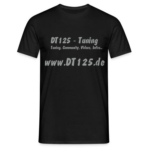 T-Shirt mit Antiroller- UND Tuning-Motiv! - Männer T-Shirt