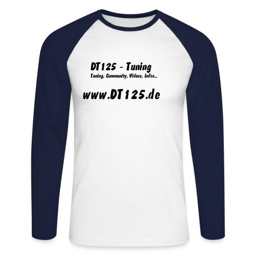 T-Long Sleeve DT125-Tuning - Männer Baseballshirt langarm