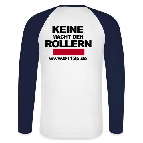 T-Long Sleeve AntiRoller - Männer Baseballshirt langarm