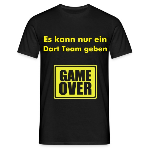 Dart Team The Outsiders 2008 M - Männer T-Shirt