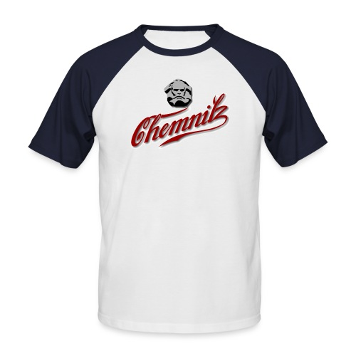 Charly1 - Männer Baseball-T-Shirt