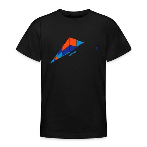 Containerschiff Altona - Teenager T-Shirt