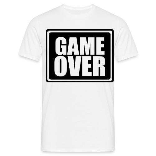Game over - Männer T-Shirt