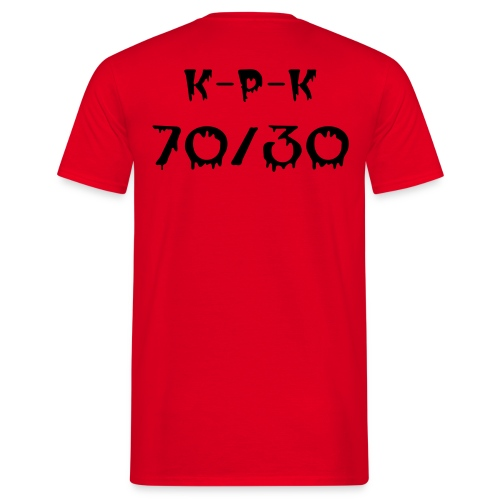 KPK 70/30 - Men's T-Shirt