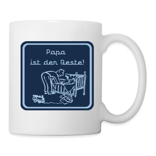 Papa ist der Beste - Tasse