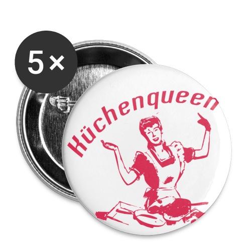 Küchenqueen  - Buttons mittel 32 mm