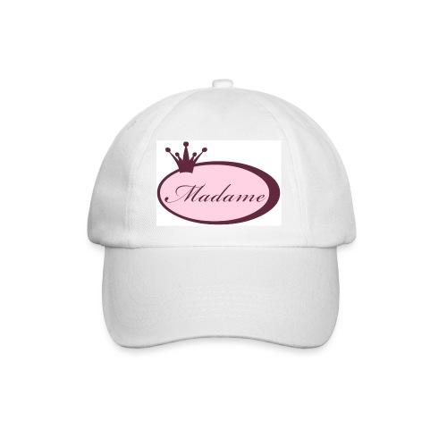 Madame - Baseballkappe