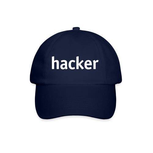 hacker - Baseball Cap