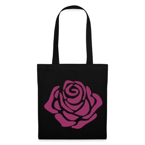 Borsa San Valentino - Rosa - Borsa di stoffa