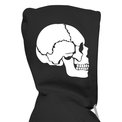 Totenkopf - Männer Premium Kapuzenjacke