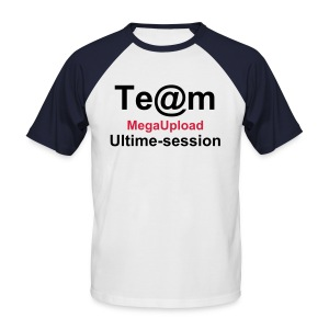 Promodoro raglan Prenium + édition Ultime-session - T-shirt baseball manches courtes Homme