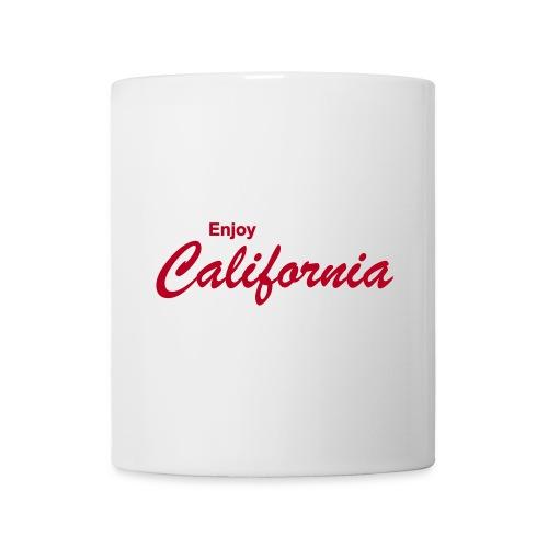 Tasse ENJOY CALIFORNIA Keramik - Tasse