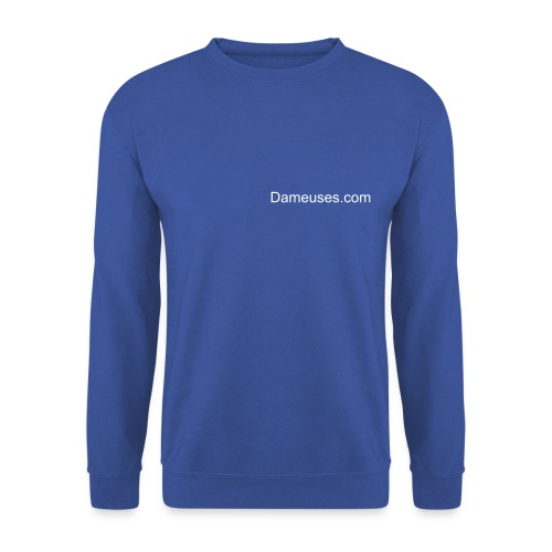 Pull Dameuses.com - Sweat-shirt Homme