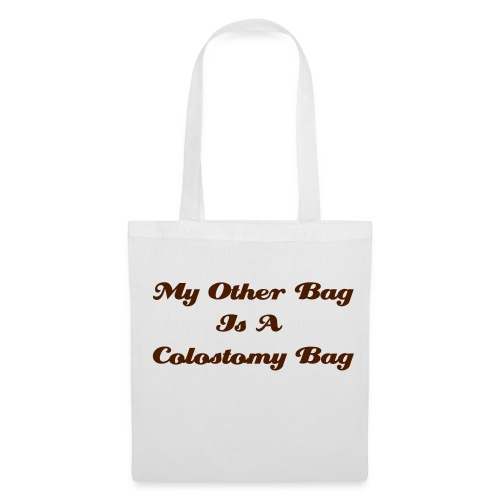 Colostomy Shopping Bag (other) - Tote Bag
