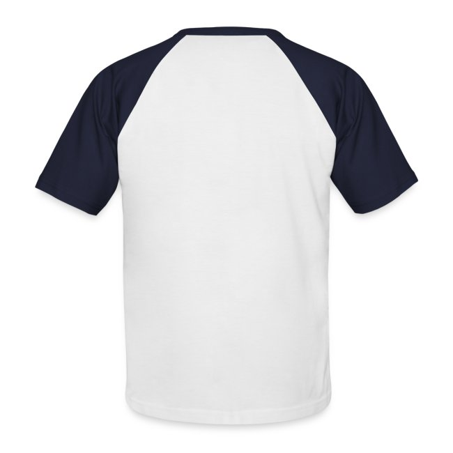 T-Shirt. 2-farbig, Druck Vorderseite