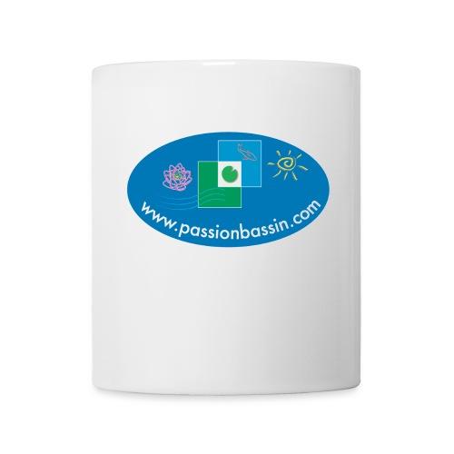 Tasse Passion Bassin - Mug blanc