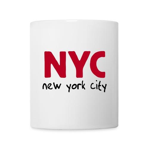 Tasse NYC Keramik - Tasse