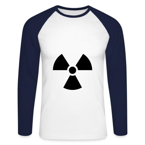 Men's Long Sleeve Baseball T-Shirt