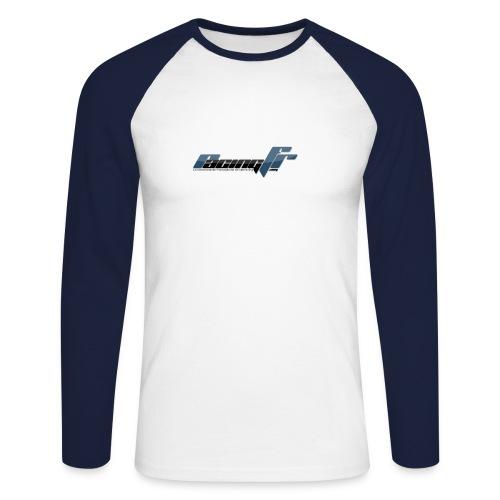 Bi color Manche longue - T-shirt baseball manches longues Homme