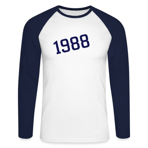 88's - T-shirt baseball manches longues Homme
