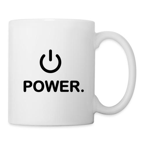 le mug + ultra - Mug blanc