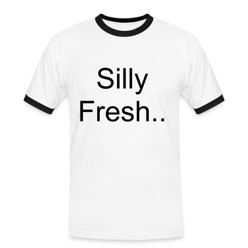 Silly Fresh - Men's Ringer Shirt