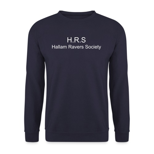 H.R.S Hallam Ravers Society - Men's Sweatshirt