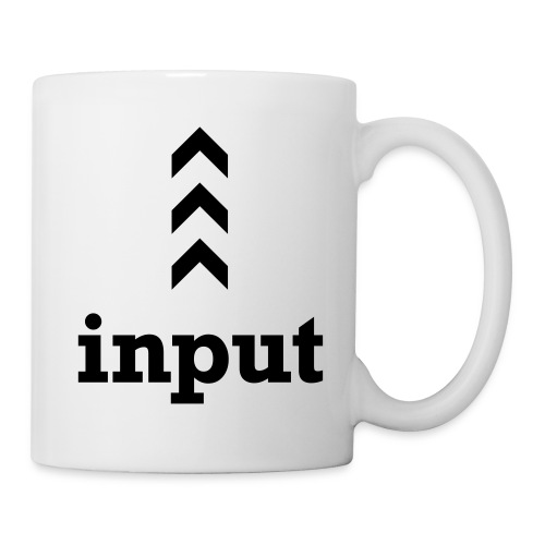 Input mug - Mug