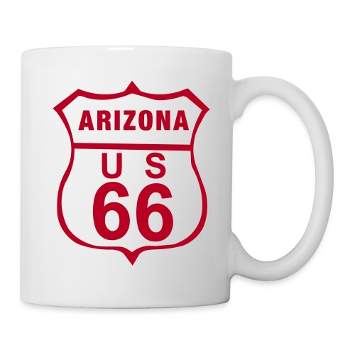 Get your drinks from route 66 - Mug