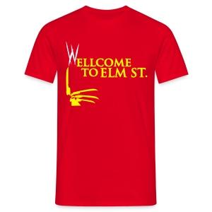 Camiseta Elm Street 3 - Camiseta hombre