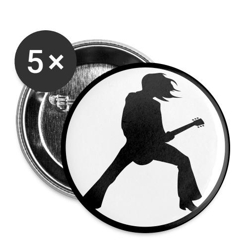 Guitarrista - Chapa grande 56 mm