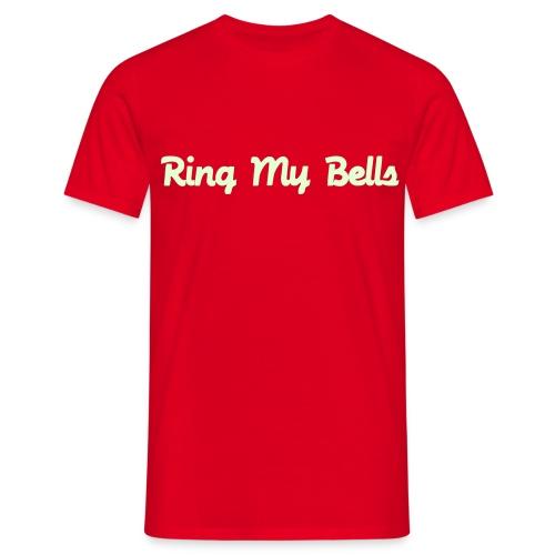 Ring My Bells - Glow In The Dark - Men's T-Shirt