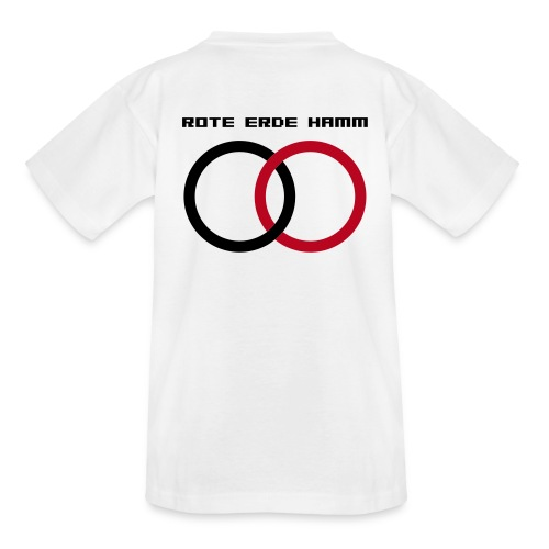Rote-Erde T-Shirt - Teenager T-Shirt