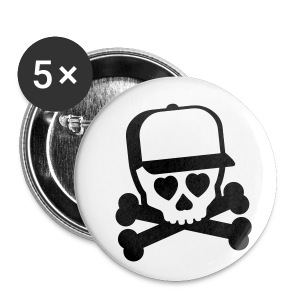 A good badge - Buttons medium 32 mm